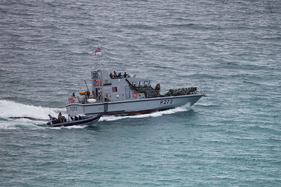 HMS Smiter, Bournemouth