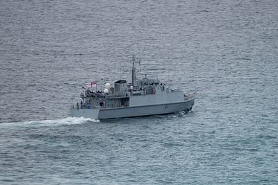 HMS Blyth, Bournemouth