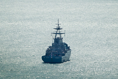 HMS Mersey , Bournemouth