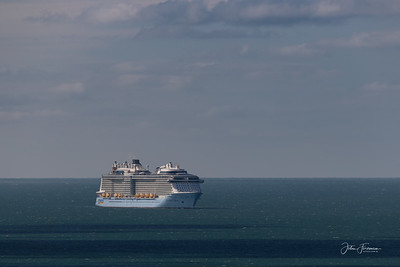 Anthem of the Seas, Poole Bay