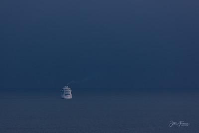 Jewel of the Seas, Poole Bay