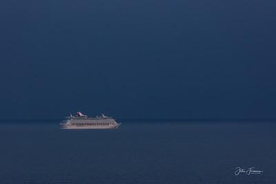 Explorer of the Seas, Poole Bay