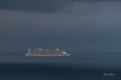 Allure of the Seas, Bournemouth