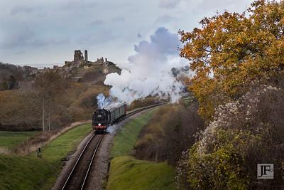 BR Standard Class 4 80104, Corfe