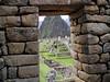 Trapezoidal Window - Machu Picchu, Peru - 2004