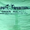 """If you decide to take this trip, go with the best. Go """"Green Machine""""!"""
