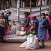 Markets on the outskirts of Cusco, Peru