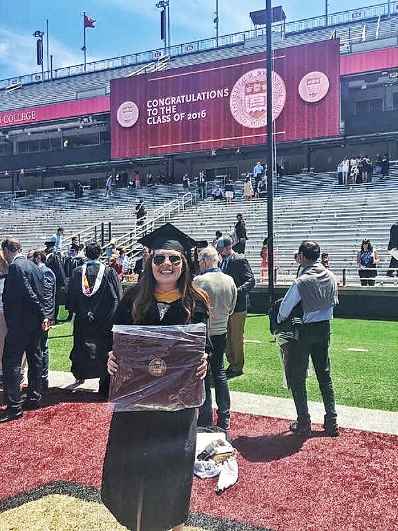 Boston College Graduation