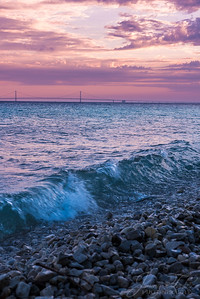 Another beautiful sunset on Mackinac Island.#MackinacIsland #Mackinac #Michigan