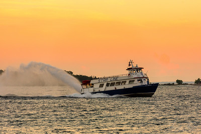 Star Line Ferry,  Special thanks to Mackinac Island Tourism Bureau for making it possible for me to take these images. #Michigan #MackinacIsland #Mackinac #PureMichigan #MichiganAwesome #MliveNews  #starlinemackinacislandferry