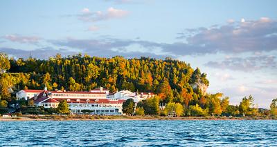 Mission Point Resort, Mackinac Island.  #Michigan #MackinacIsland #Mackinac #PureMichigan #MichiganAwesome #MliveNews  #puremichigan #mackinaw #upnorth #greatlakes #puremittenpride