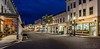 Mackinac Island at night