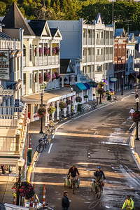 Mackinac island Street Views