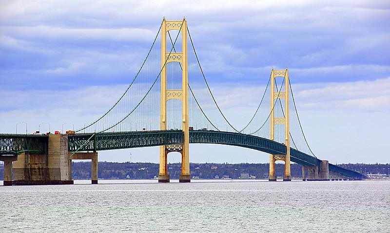 Mackinaw  &  Grand Haven Michigan