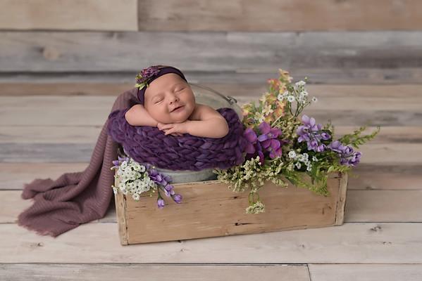 Macklyn M. • Newborn