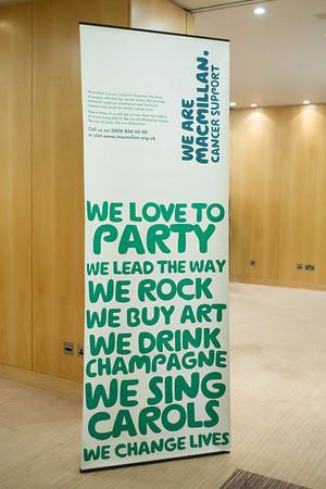 Macmillan Parliament Event