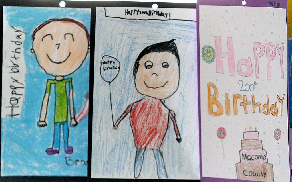 . Kids art.