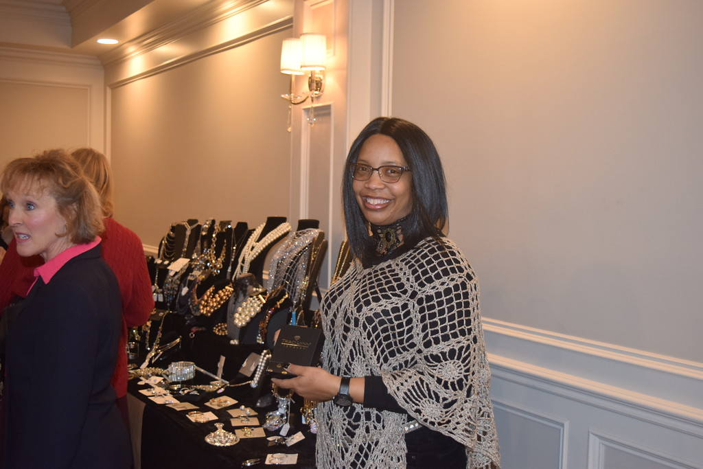 . The Women\'s Luncheon at Shelby Gardens last week attracted more than 200 people looking to shop and support the mission of Habitat locally.