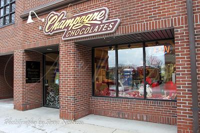 Champagne Chocolates