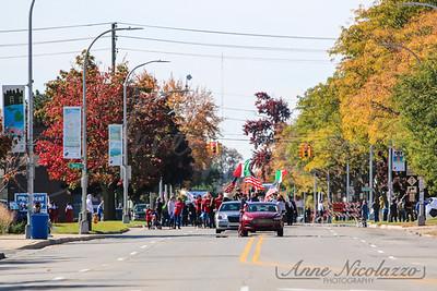 Columbus Day Parade 2014