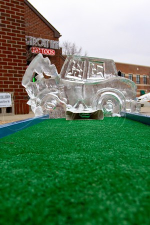 Mt.Clemens Ice Carvings