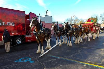 Mount Clemens Thanksgiving Parade