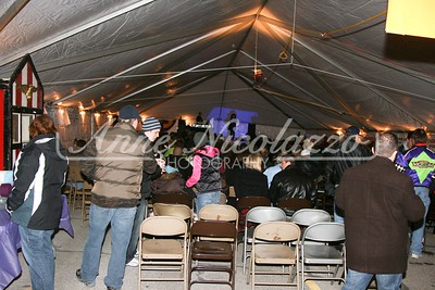 Comedy at the WINTERFEST Tent