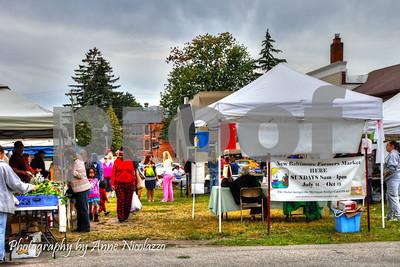 Farmers Market 2013