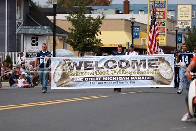Richmond Good Old Days Parade