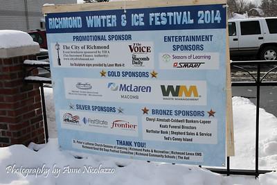 Richmond Ice Festival 2014