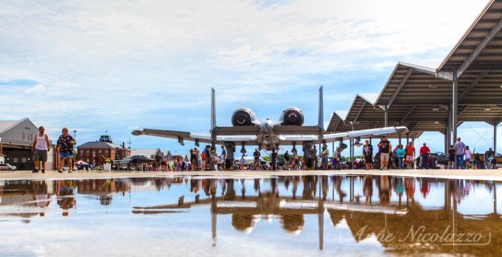 Selfridge Air Show 2014
