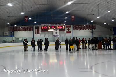 Mark Wells SCS Civic Arena Dedication