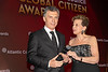 Argentine President Macri receives Global Citizen Award