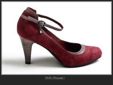 Mei's shoes