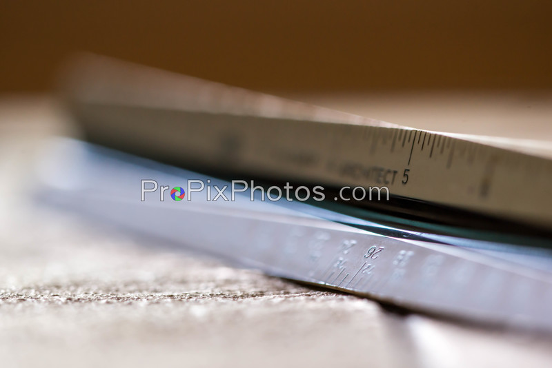 Macro Class Focus Stacking with Ruler