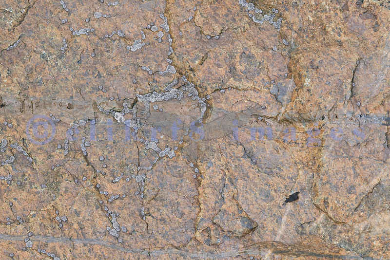 These rock pictures or natural pictograms tell a geologic story along the salt water beach of Post Point.