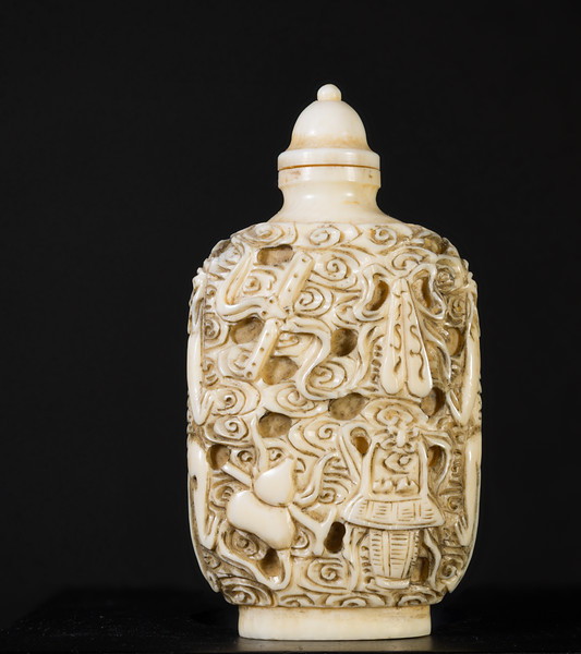 Ivory Chinese Snuff Bottle