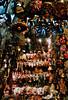 a store selling masks at central market, kualalumpur