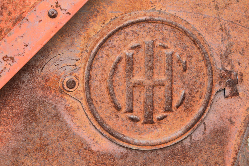 International harvester inspection cover