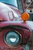 Old Truck in Marina<br /> Zuanich Park<br /> Bellingham, Washington