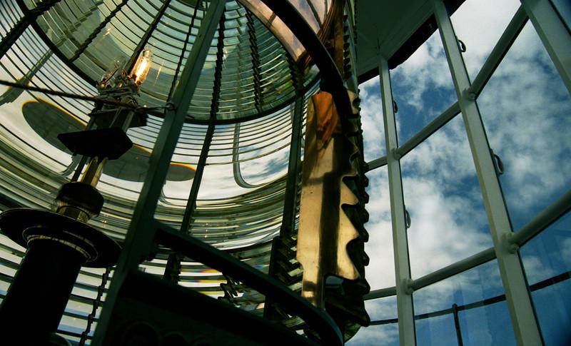 Beacon of Light<br /> Yakina Head Lighthouse; Newport, OR
