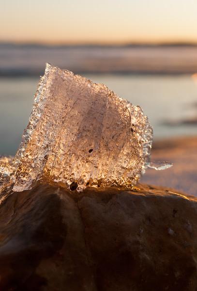 Honeycomb Ice