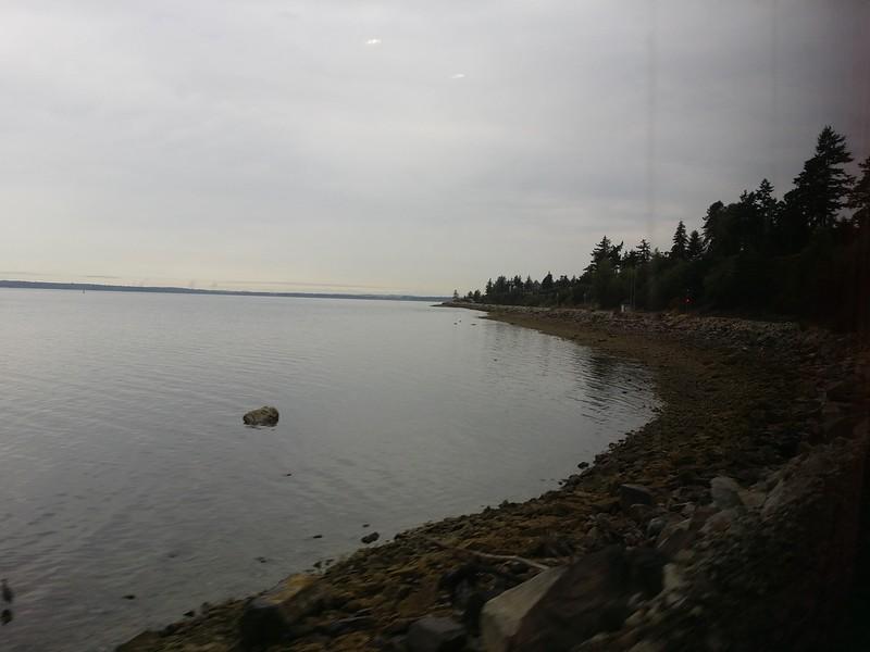 Washington State rail