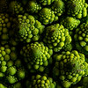 A Macro Shot Of Romanesco Broccoli 2/15/20