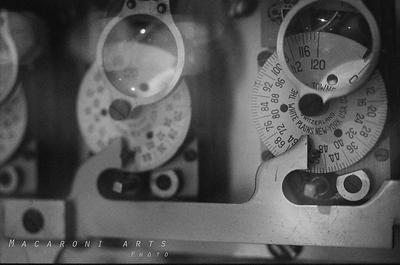 Bank Vault Dials