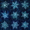 Snowflake Collage 12/30/17