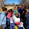 Macroinvertebrate Studies on the Verde River, 11/28/18