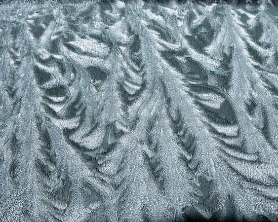 Ice on car windows