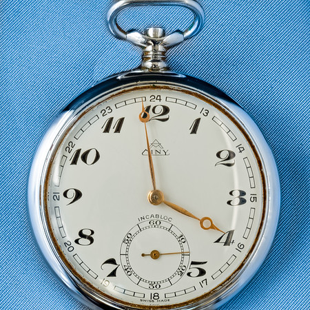 CINY, an early 1930's timepiece