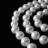 Pearls on Black